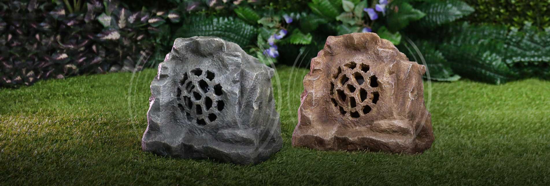 Solar Speakers