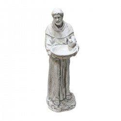 "45"" St. Francis Statue"