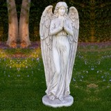 "47"" Praying Angel Statue"