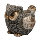 "7"" Owl Animal Planter"